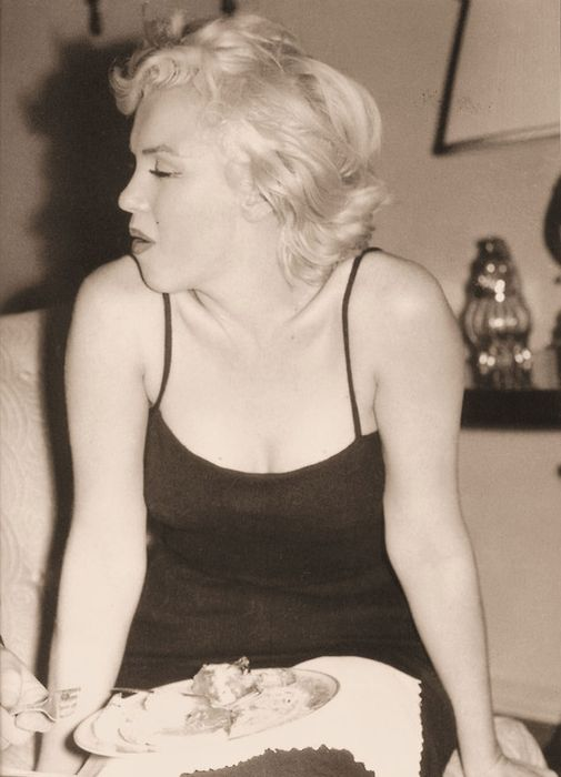 Rare Photos of Famous People. Part 14 (60 pics)