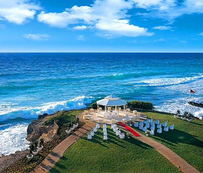 Beautiful Beach Wedding Decorations (28 pics)