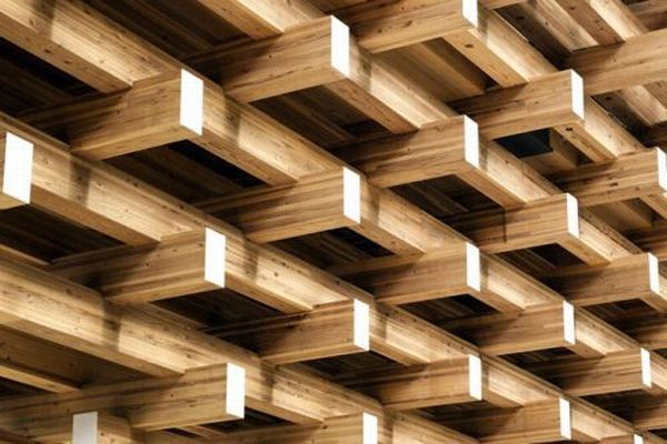 Architectural Wooden Wonders (30 pics)