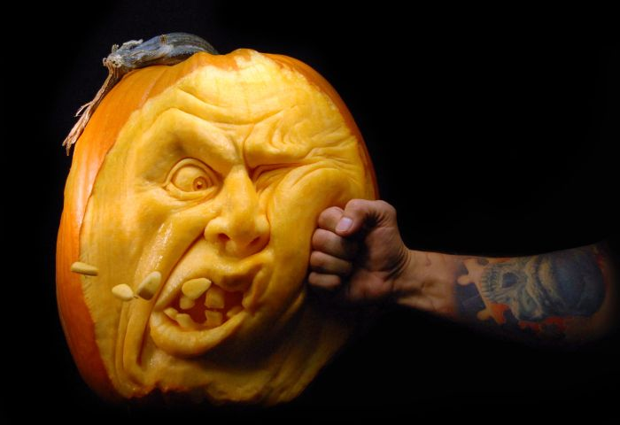Awesome Creative Pumpkins (35 pics)