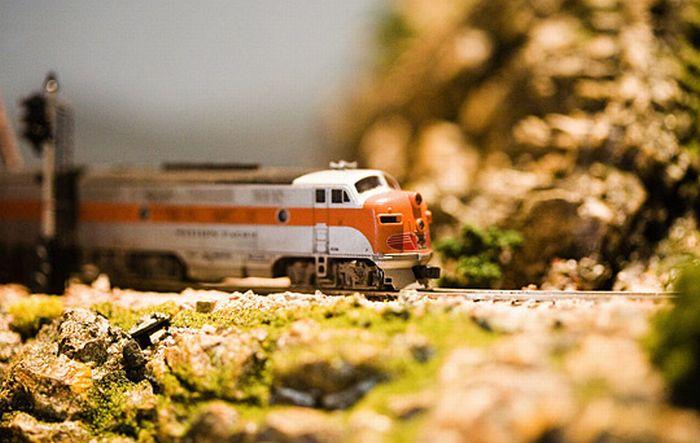 Cool Railway Models (53 pics)
