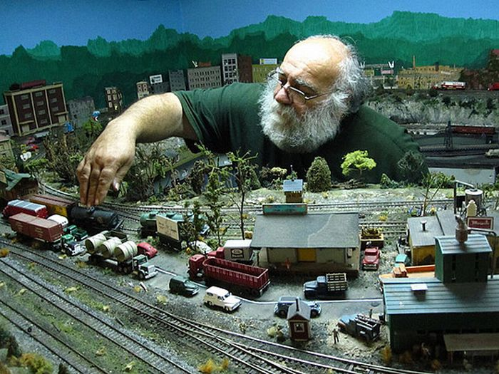 Cool Railway Models (53 pics)