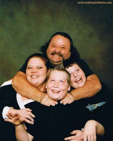 Funny Family Photos (40 pics)