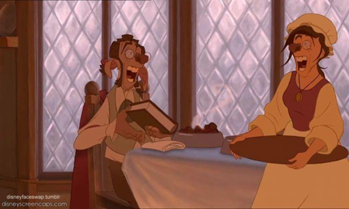 Disney Face Swap (75 pics)