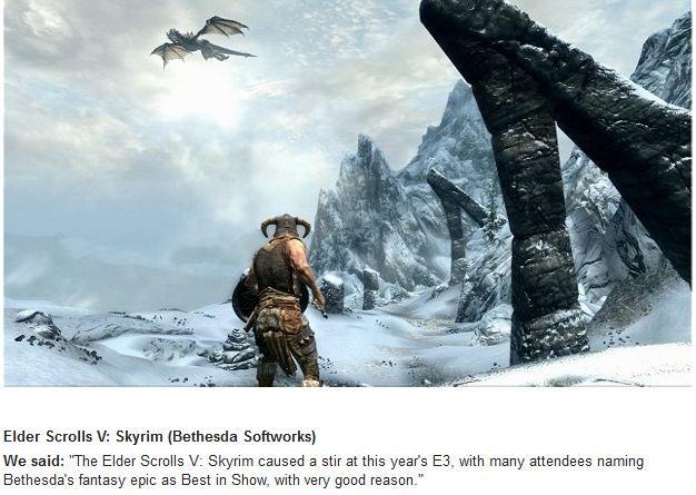 2011 Golden Joysticks Winners (16 pics)