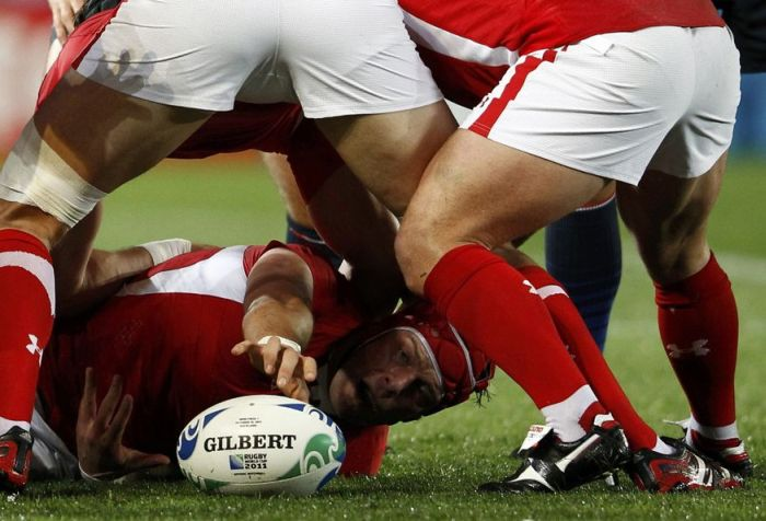 2011 Rugby World Cup (100 pics)