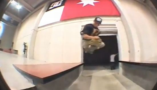 Incredible Legless Skateboarder Tricks