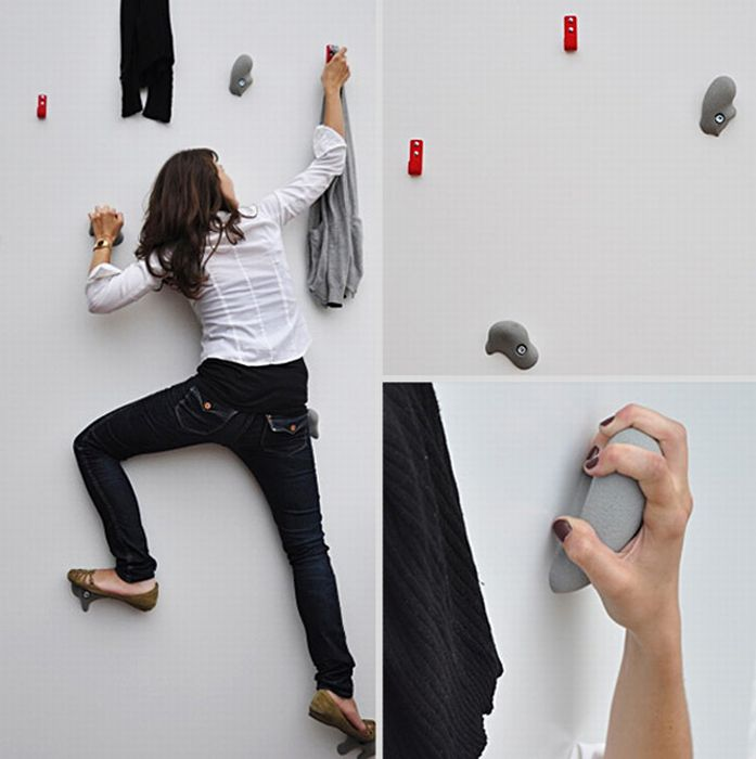 Creative Wall Hook Designs (35 pics)