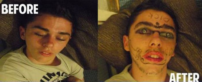 Funny Drunk People (29 pics + 4 gifs)