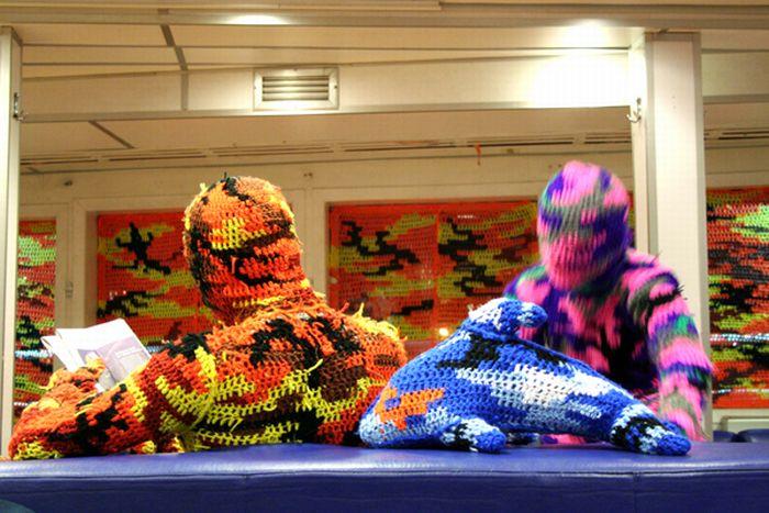 Creative Knitting (50 pics)
