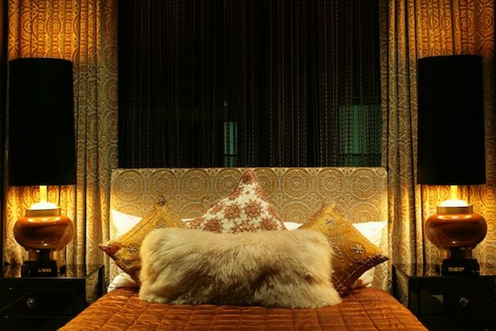 Kravitz Design – The Interior of Lenny Kravitz (10 pics)