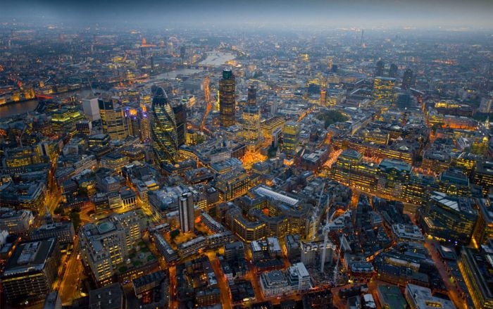 London From Above (27 pics)