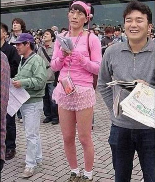 Weird and Hilarious Fashion (40 pics)