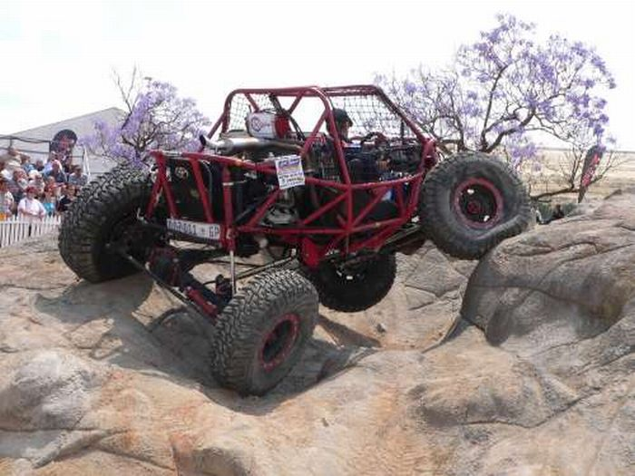 Roll Cage (33 pics)