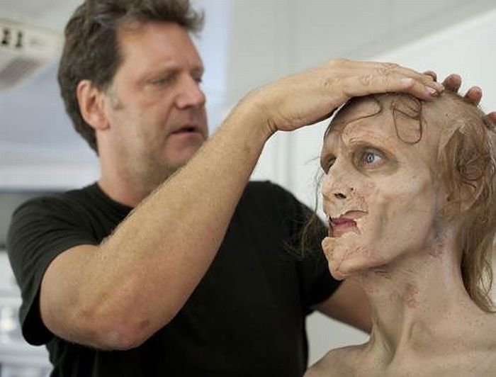 """Zombies from """"Walking Dead"""" TV Series (7 pics)"""