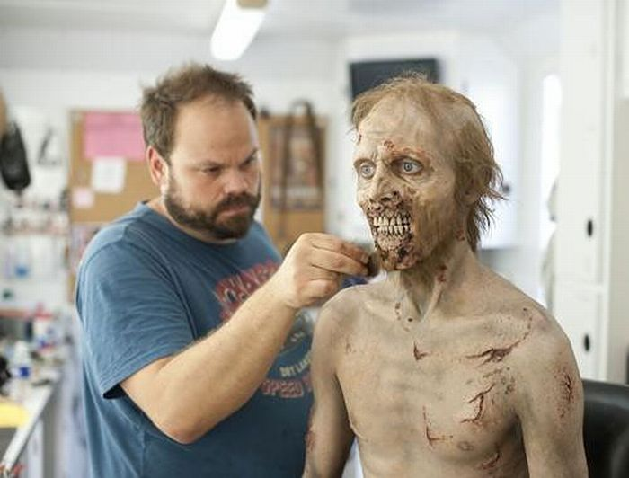 "Zombies from ""Walking Dead"" TV Series (7 pics)"