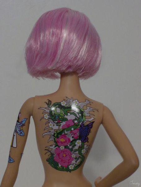 Modern Barbie (9 pics)