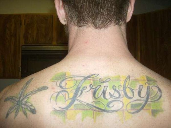 Marijuana Tattoos (46 pics)