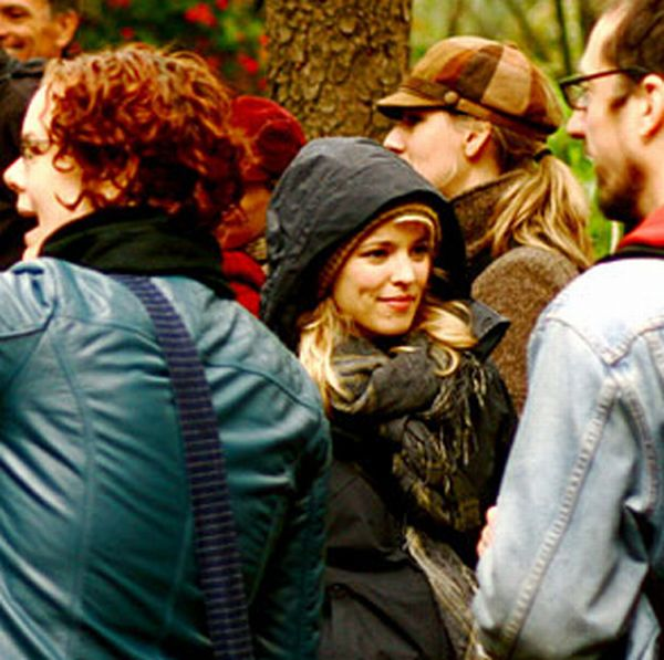 Celebrity Sightings At Occupy Protests (31 pics)