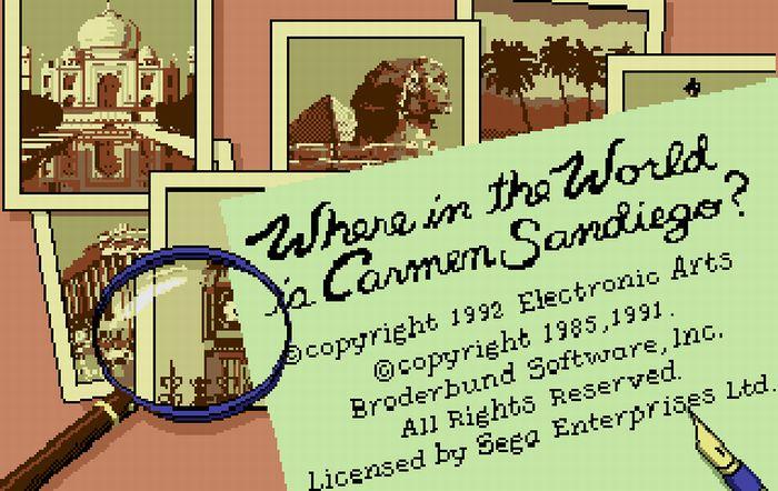 Title Graphics of 16/8 bit Games (37 gifs, 23 pics)