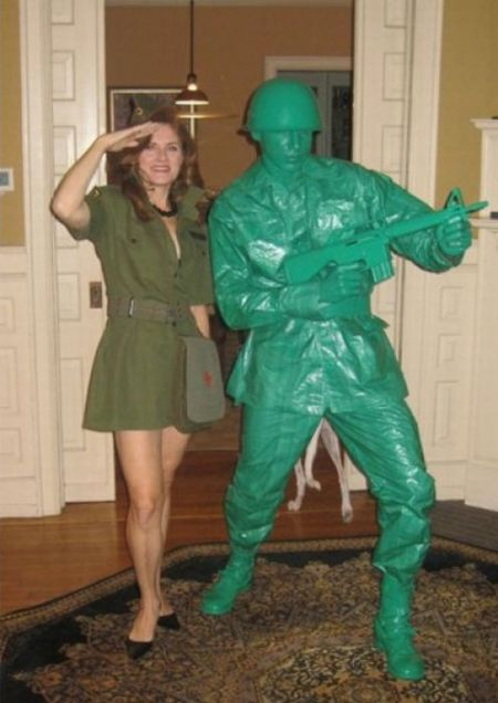 Halloween Costume Ideas. Part 2 (19 pics)