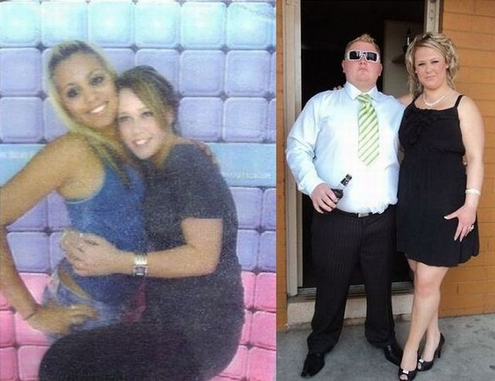 Cute Girls Who Became Fat. Part 3 (28 pics)