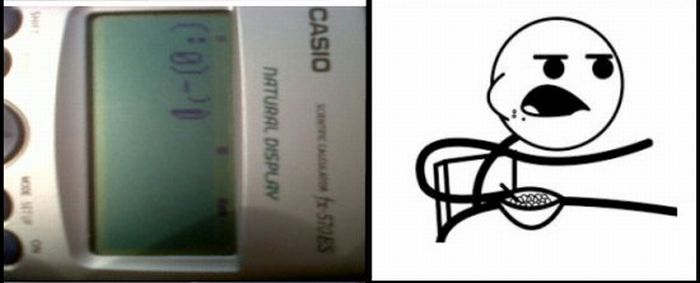 Calculator Memes (5 pics)