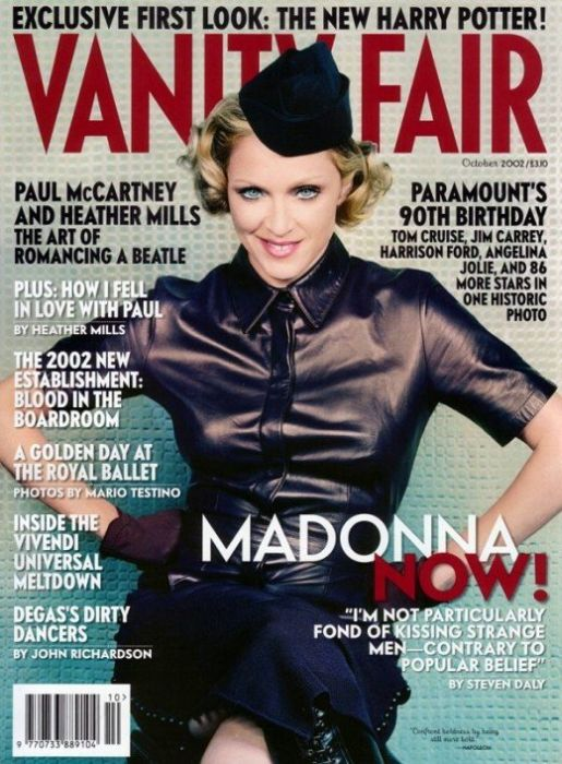 Evolution of Madonna Magazine Covers, 1983-2011 (29 pics)