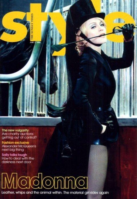 Evolution of Madonna Magazine Covers, 1983-2011 (29 pics)