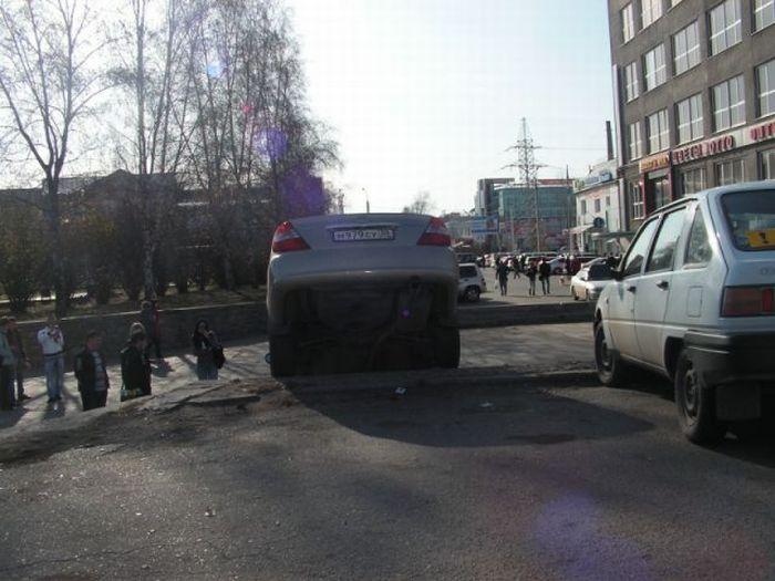 Parking Fail (6 pics)