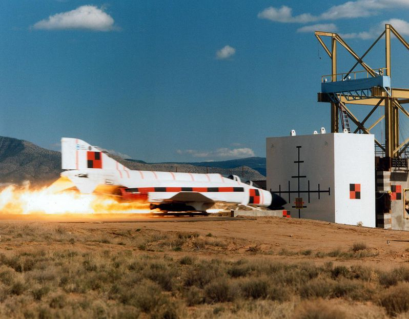 Space Shuttle Crash Test (3 pics)