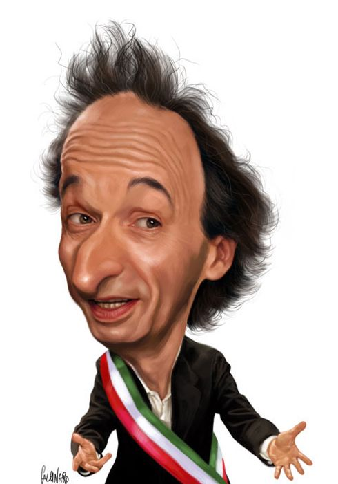 Funny Celebs by Marco Calcinaro (25 pics)
