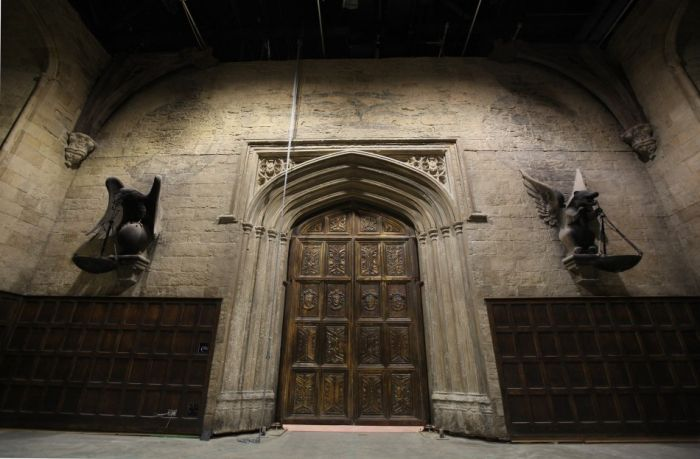 """Harry Potter"" Studios to be Opened to Visitors in 2012 (12 pics)"