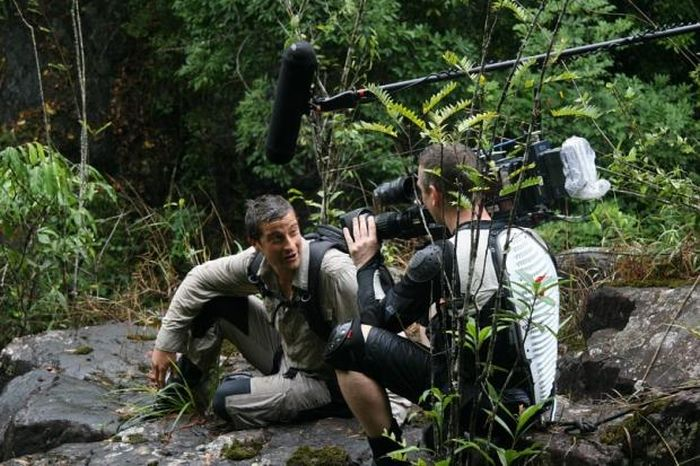 Bear Grylls Photos (20 pics)
