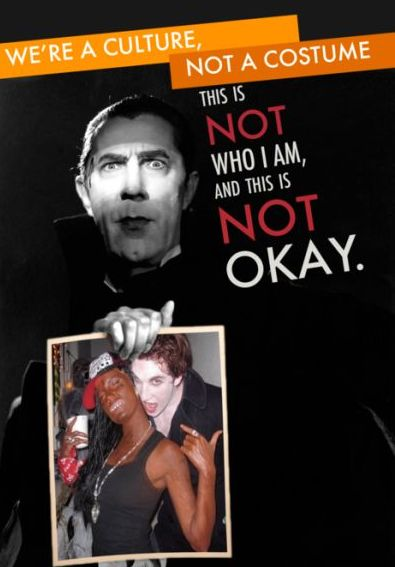 """""""We're a Culture, Not a Costume"""" Parody Posters (45 pics)"""