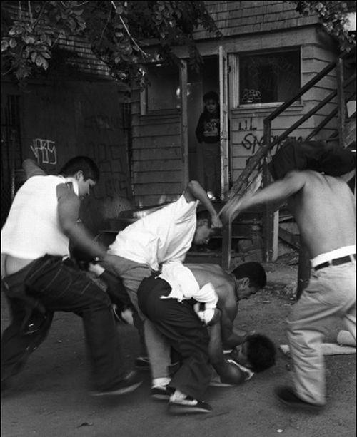 Los Angeles Gang Culture (37 pics)
