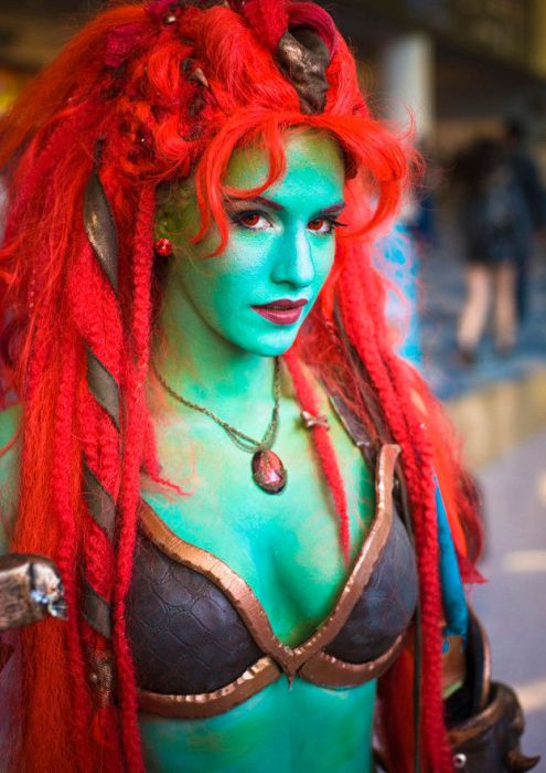 2011 Blizzcon Attendees Costumes (38 pics)