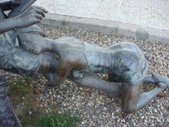 Crazy Sculpture (4 pics)