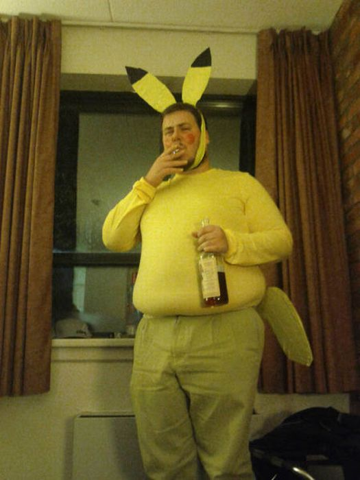 The Best of 2011 Halloween Costumes (25 pics)