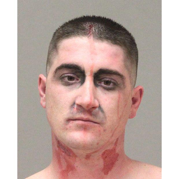 Halloween Arrest Mugshots (8 pics)