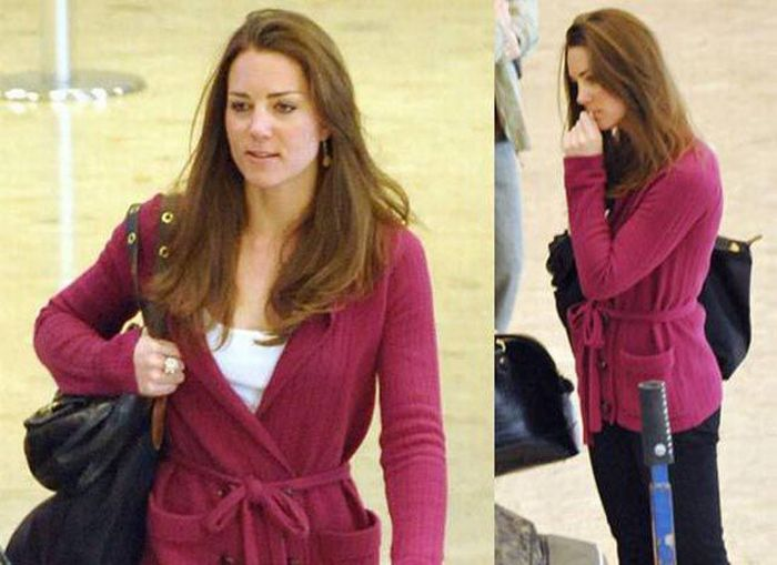 Kate Middleton Then and Now (30 pics)