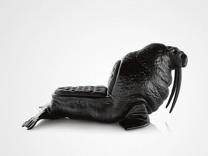 Realistic Animal Chairs by Maximo Riera (14 pics)