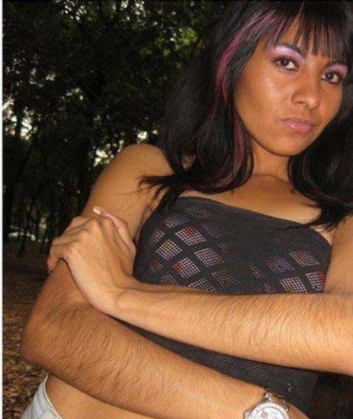 волосвтый девушки фото