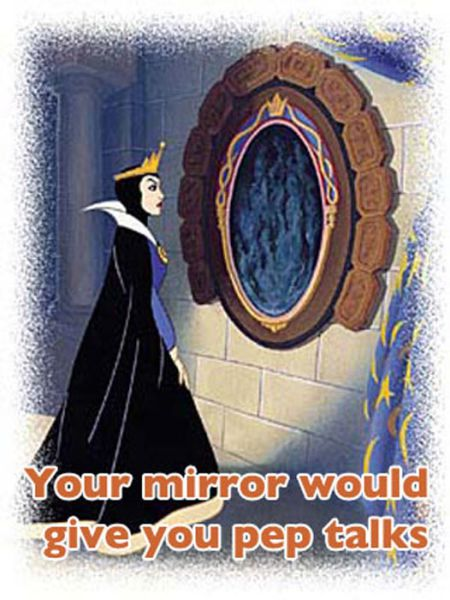 If Only Disney Movies Were Real (10 pics)