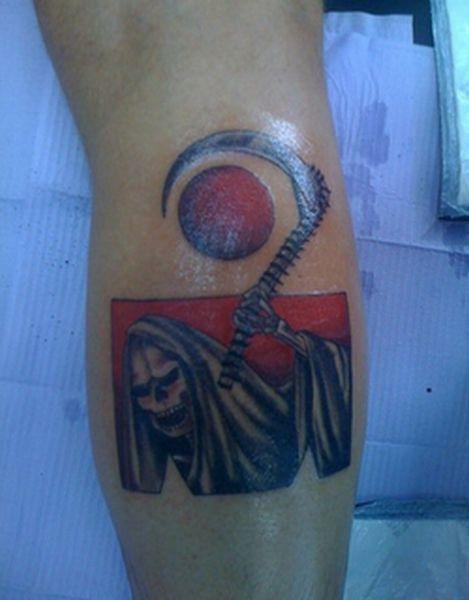 Iron Man Tattoos (65 pics)