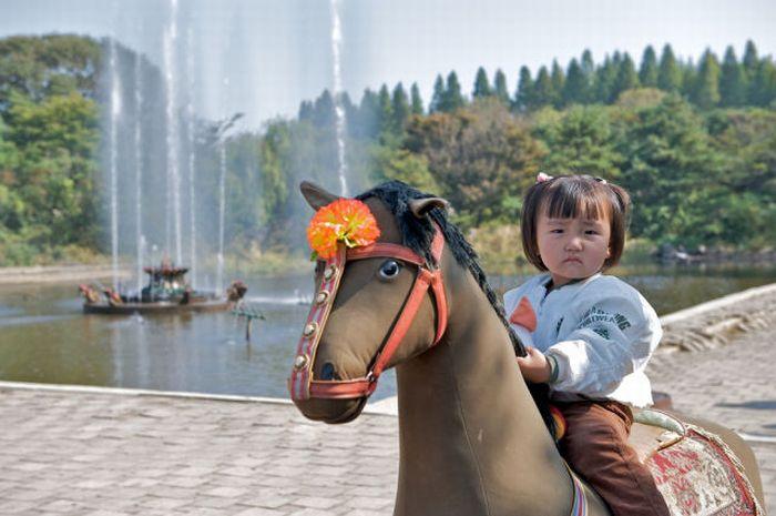 Amusement Park in North Korea (27 pics)