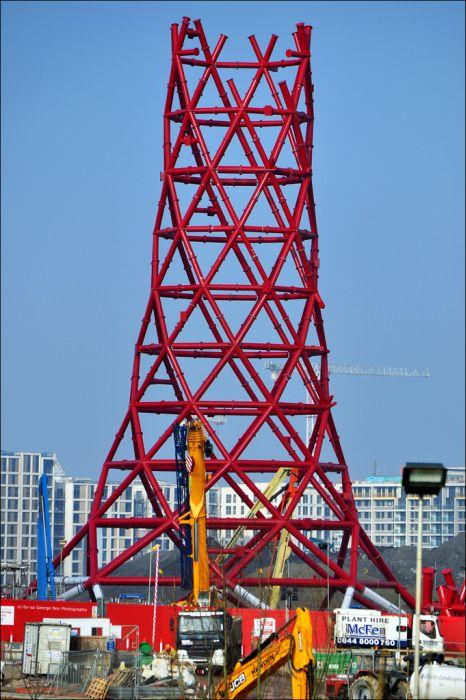 ArcelorMittal Orbit (17 pics)