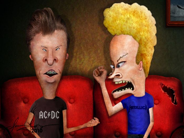 Beavis And Butt-Head Fan Tributes (20 pics)