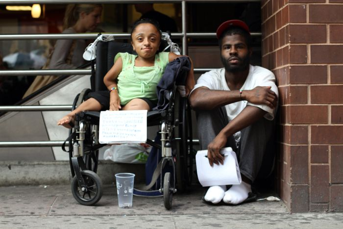 Humans of New York (100 pics)