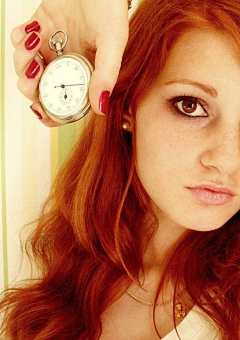 Beautiful Red Hair Girls 104 Pics-4425
